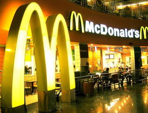 Cambio ai vertici di McDonald's Italia