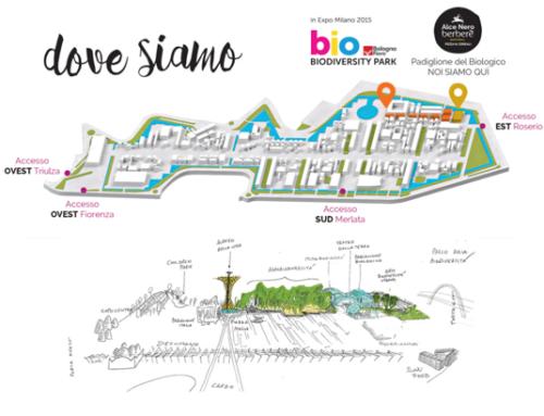 """Campagnoli (BolognaFiere): """"Il Parco della Biodiversità a Expo, un successo d'impresa"""""""