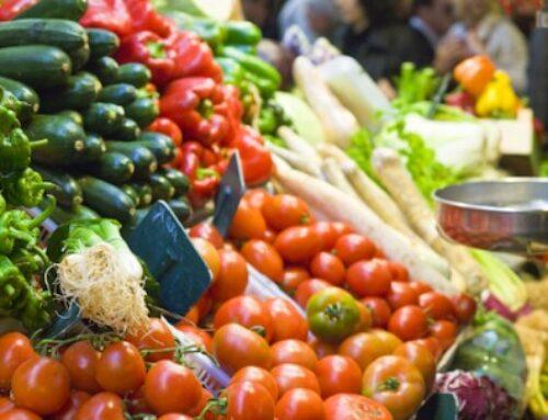 ESTERIBelgio, calano le vendite di frutta e verdura