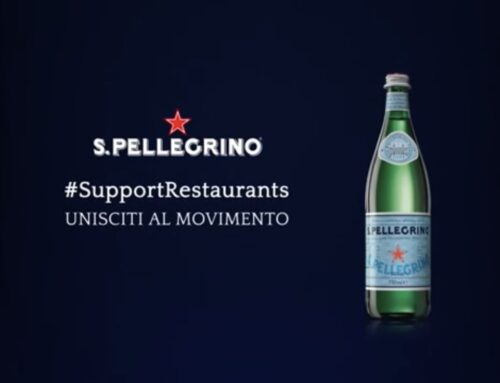 #SupportRestaurants: così Sanpellegrino scende in campo per i ristoratori