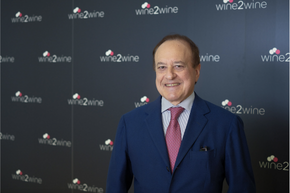 Giovanni Mantovani Wine2Wine