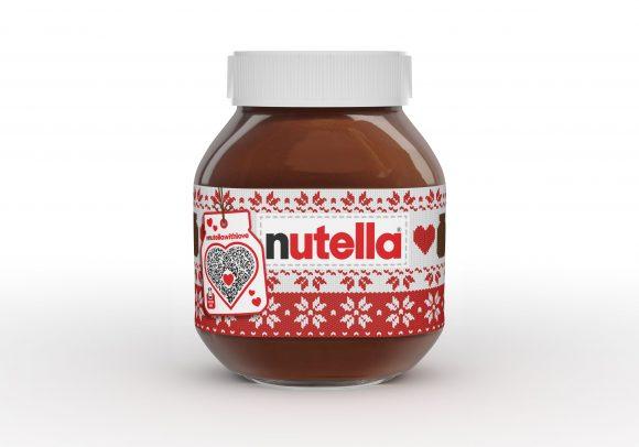 Nutella Natale 2020 Ferrero