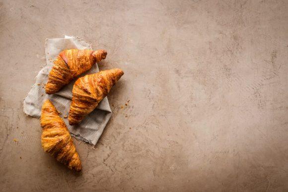 Croissant Vandemoortele bio