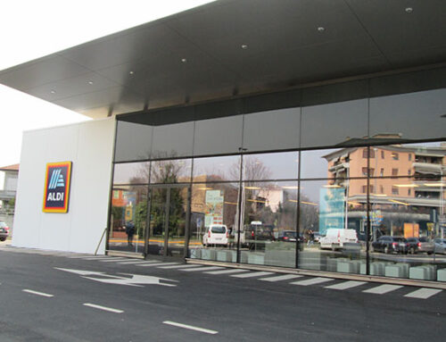 Aldi a quota 100 negozi in Italia