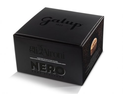 Nero, la nuova limited edition di Galup in partnership con gliAironi