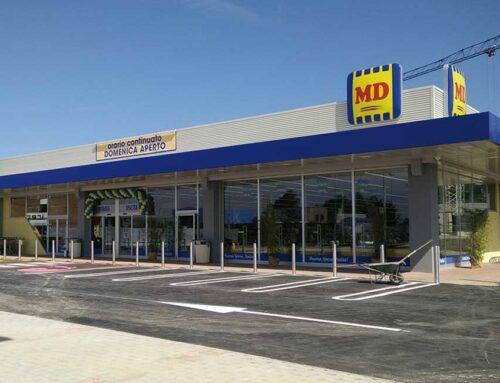 Md inaugura tre nuovi store