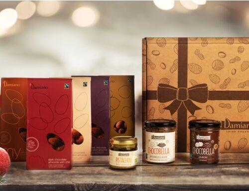 Damiano Christmas Box: la proposta per il Natale 2020