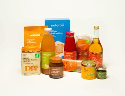 Essenziali per Natura: da NaturaSì un paniere di 100 prodotti bio di prima necessità a portata di tutti