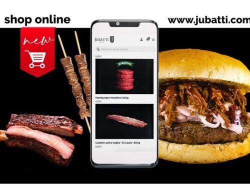 Jubatti Carni: on-line il canale e-commerce per i suoi prodotti di punta