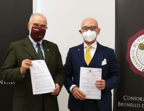 MPS e Consorzio Brunello Montalcino: al via il pegno rotativo sul vino