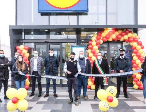 Lidl inaugura un nuovo punto vendita a Garlasco (Pavia)
