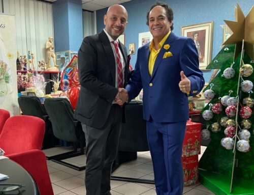 Di Costa: Luca Russo è il nuovo direttore vendite Italia