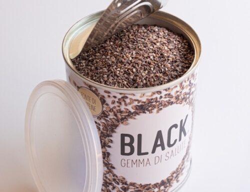 La famiglia Rondolino (Acquerello) lancia 'Black', la prima gemma di riso nero