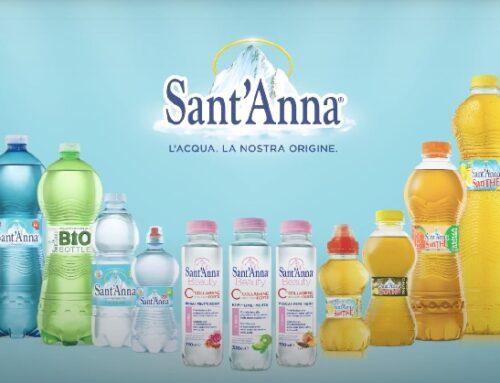 Acqua Sant'Anna torna in televisione con un nuovo spot