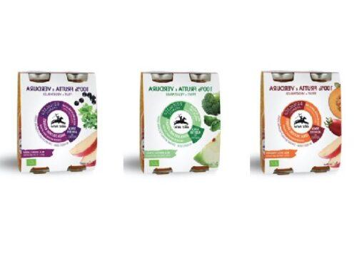 Alce Nero presenta le nuove bevande 100% frutta e verdure biologiche