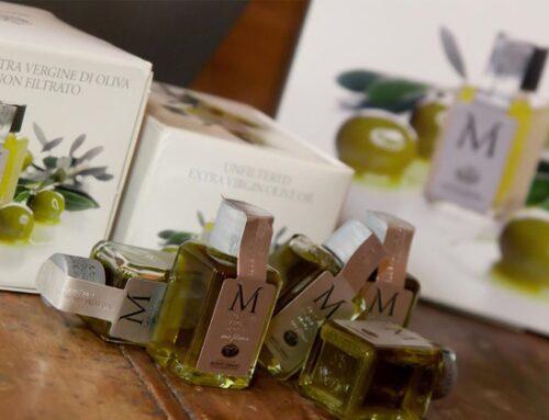 Castello Monte Vibiano presenta l'olio mono-dose 100% italiano