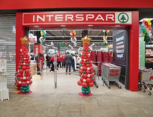 Aperto un nuovo Interspar a Villanova di Cepagatti (Pescara)