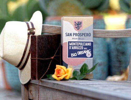 San Prospero Vini lancia una nuova linea di vini biologici in bag-in-box