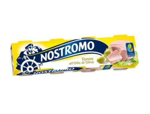 Tonno Nostromo presenta il nuovo logo on pack 'Impegno responsabile'