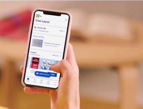 Lidl plus: arriva in Italia il programma fedeltà in formato app