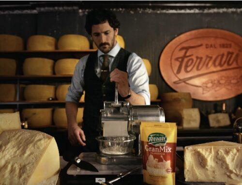 Ferrari Formaggi di nuovo on air con la campagna 'Il mixologo'