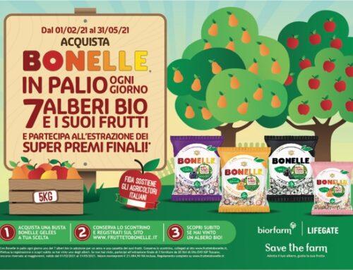 Fida lancia il concorso a premi Frutteto Bonelle