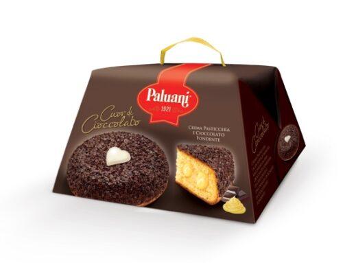 Cuor di Cioccolato: la torta che celebra l'amore firmata Paluani