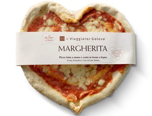 Per San Valentino, il Viaggiator Goloso propone pizza e pasta fresca ripiena a forma di cuore