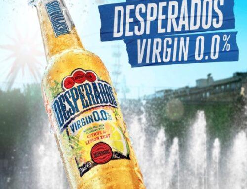 Heineken lancia Desperados Virgin 0,0%