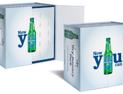 È firmato Heineken il calendario dell'avvento in stile 'Dry January'