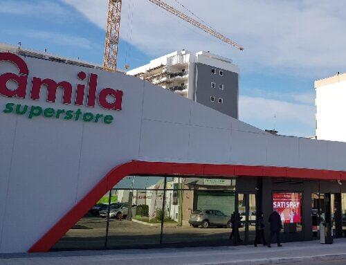 Famila Superstore (Gruppo Megamark) inaugura il quarto punto vendita a Bari