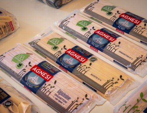 Svolta green per Pasta Agnesi: nuovo incarto compostabile e grano da filiera 100% italiana