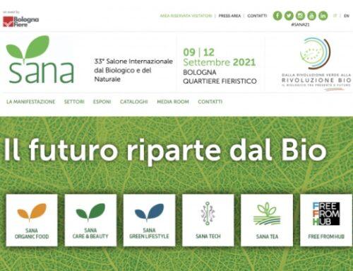 Sana: presentata la prossima edizione del Salone del biologico e del naturale