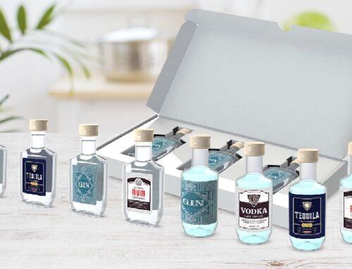 Berry M&H presenta Spirit Bottle, la bottiglia adatta per l'e-commerce liquori