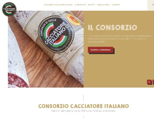 Salame Cacciatore Italiano: produzione in crescita nel 2020 (+8,3%)
