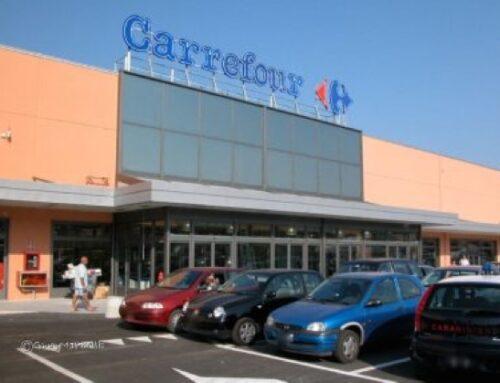 Chiude l'ipermercato Carrefour di Camerano (Ancona). 89 dipendenti a rischio