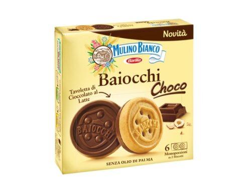 Mulino Bianco: a scaffale i nuovi Baiocchi Choco