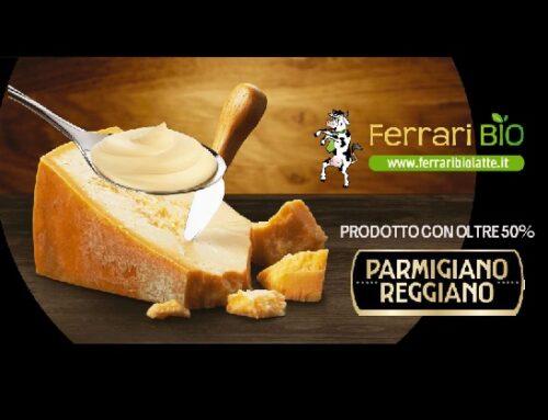 FerrariBio lancia 'Pillow', la crema spalmabile al Parmigiano Reggiano biologico