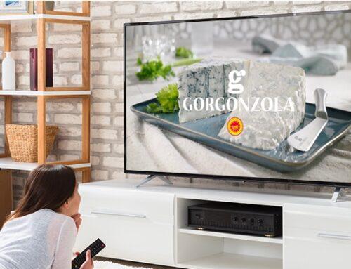 Il Gorgonzola torna in Tv con uno spot che mette al centro il prodotto e la qualità