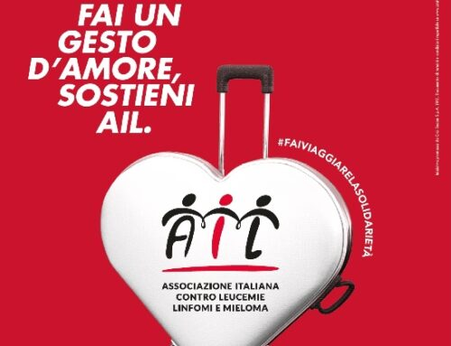 Crai sostiene l'Associazione italiana contro le leucemie