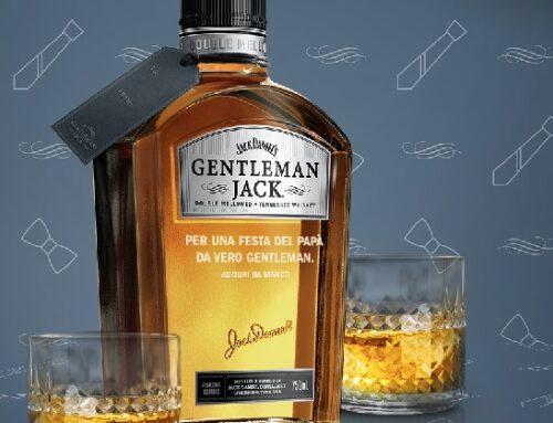 Festa del papà: Jack Daniel's propone Gentleman Jack in versione personalizzabile