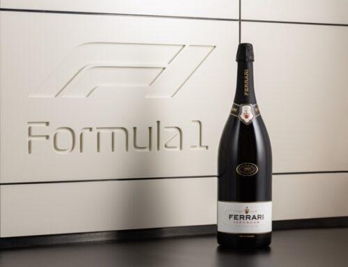 Ferrari Trento è il brindisi ufficiale della Formula 1