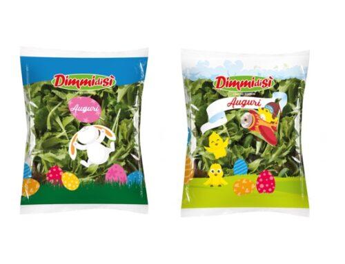 DimmidiSì presenta l'insalata Primavera limited edition
