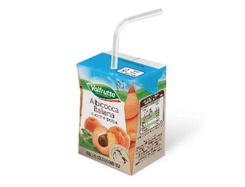 Succhi di frutta: Valfrutta lancia un nuovo brik ecosostenibile per il canale vending