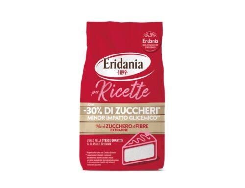 Eridania Italia presenta la nuova linea per ricette dolci e confetture con il -30% di zuccheri e ricche di fibre