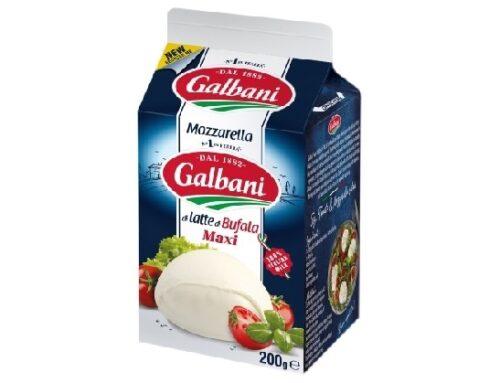Galbani lancia nel Regno Unito  la mozzarella in cartone riciclabile
