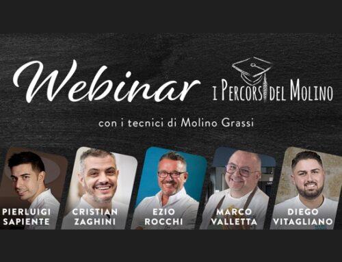 'I percorsi del Molino': l'iniziativa di formazione di Molino Grassi per i professionisti del settore