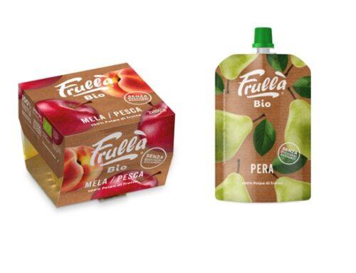 Frullà Bio presenta la linea di frullati da frutta italiana e biologica