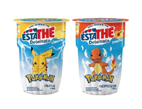 Estathé: Ferrero rinnova la partnership con The Pokémon Company