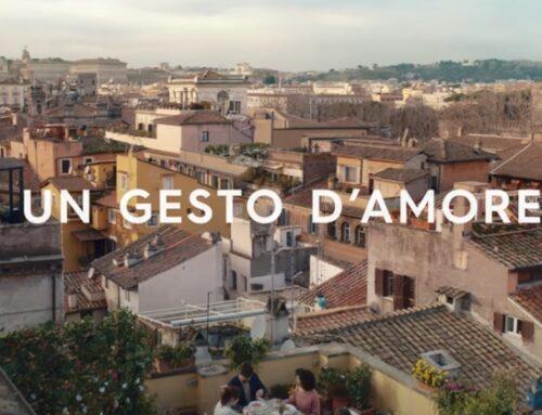 Nuova campagna globale per Barilla. 'Un gesto d'amore' per celebrare la pasta italiana